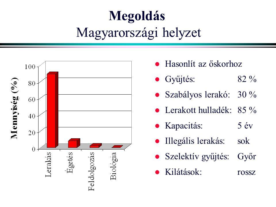Megoldás Magyarországi helyzet