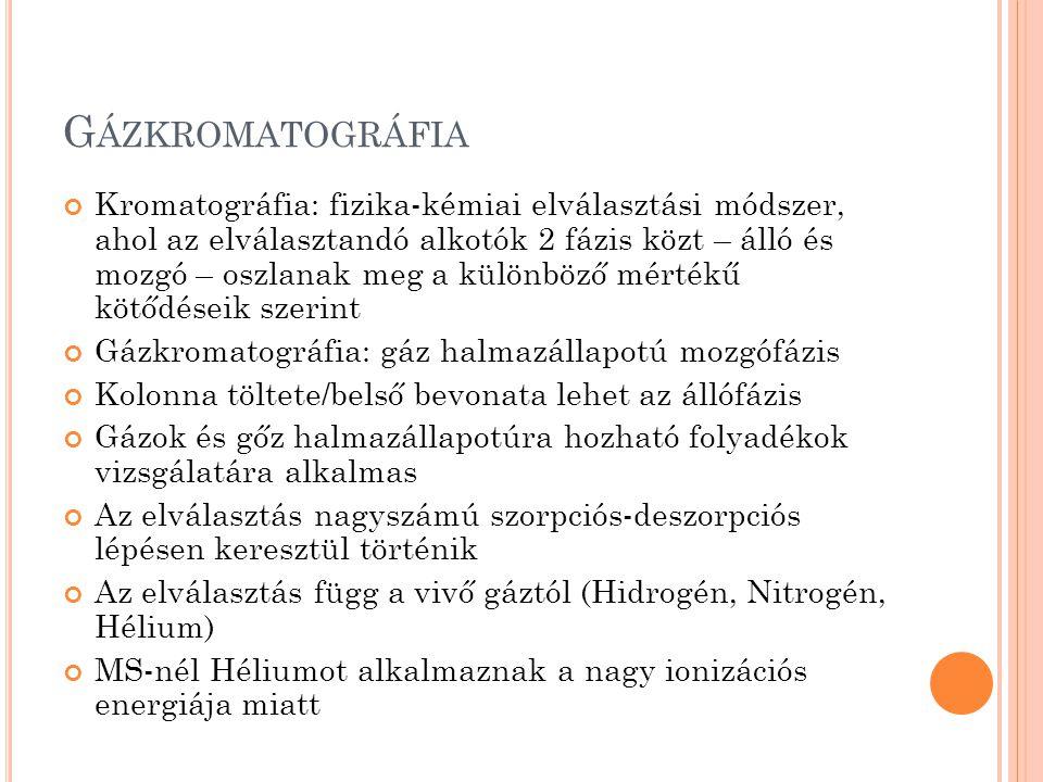 Gázkromatográfia
