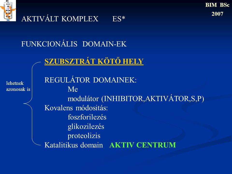 FUNKCIONÁLIS DOMAIN-EK