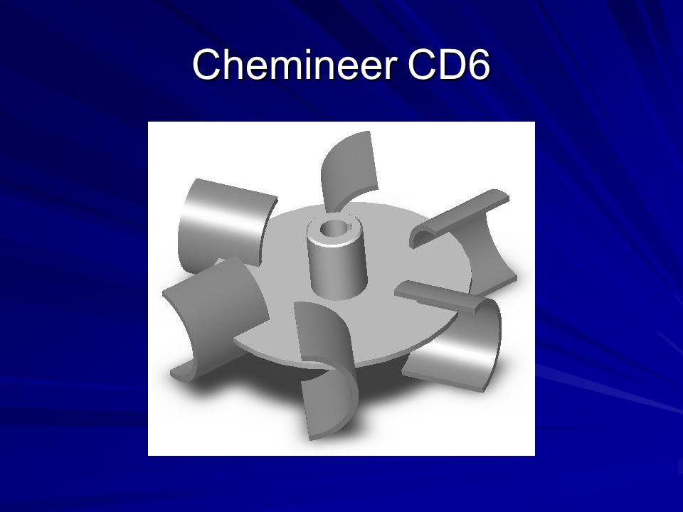 Chemineer CD6