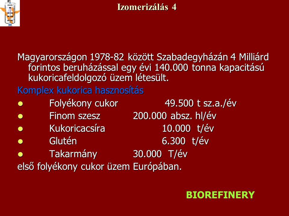 Izomerizálás 4