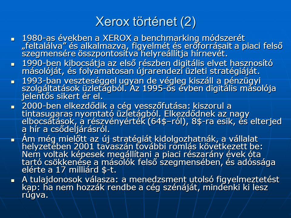 Xerox történet (2)