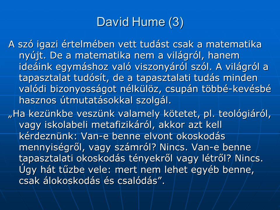 David Hume (3)