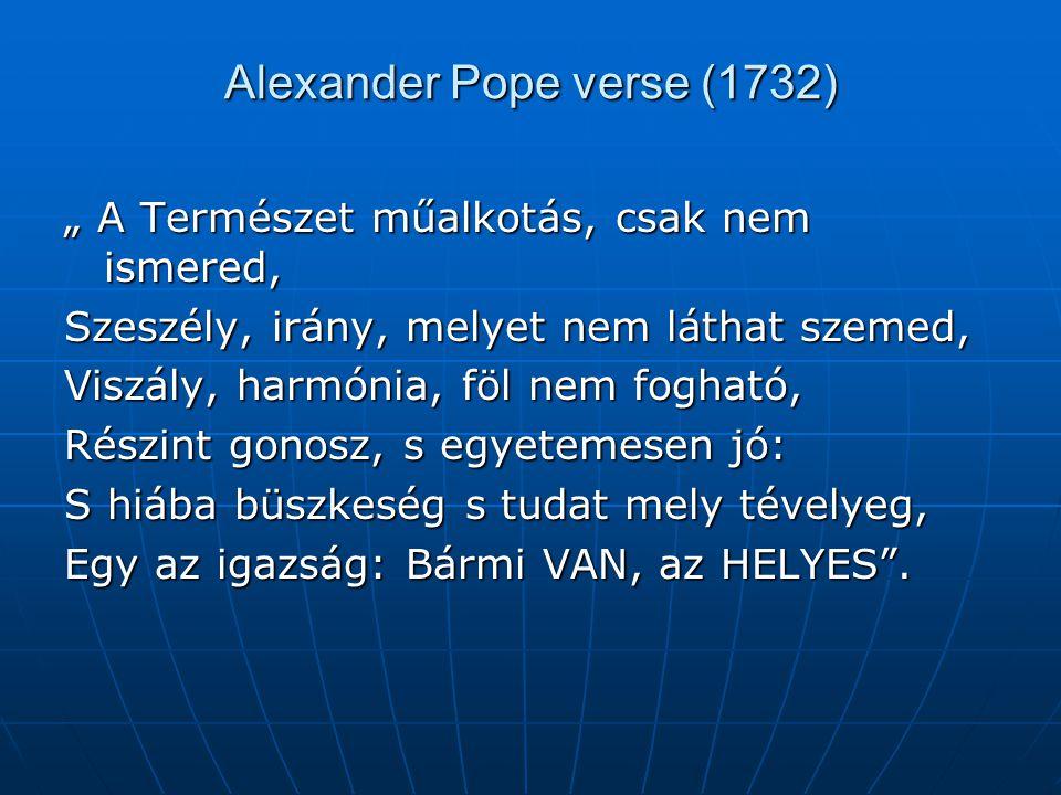 Alexander Pope verse (1732)