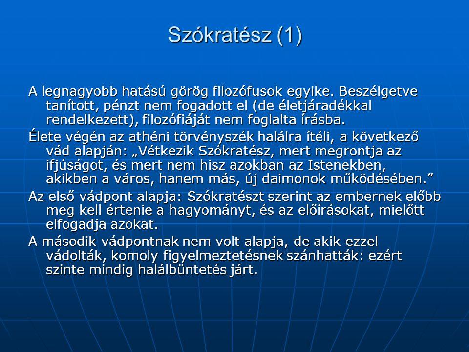 Szókratész (1)