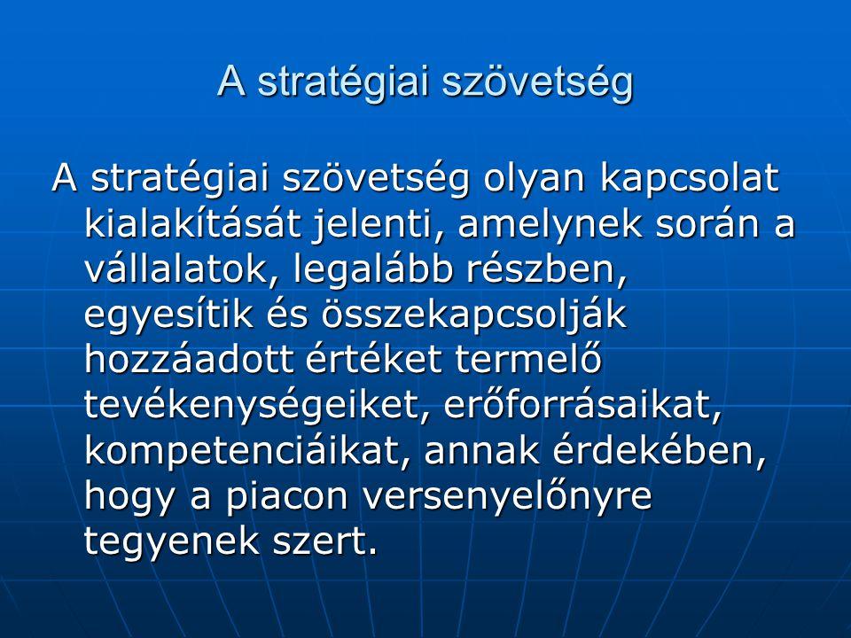 A stratégiai szövetség