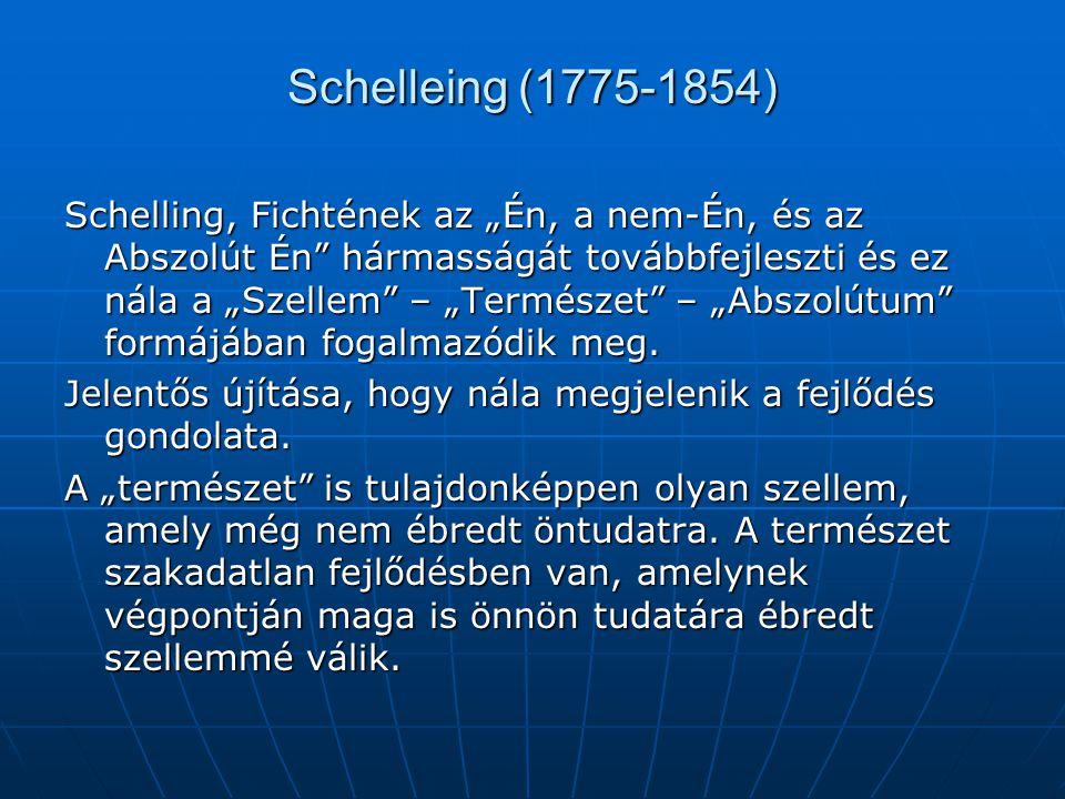 Schelleing (1775-1854)