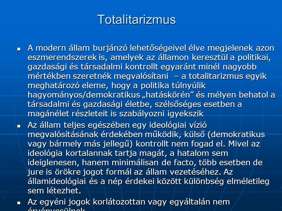 Totalitarizmus