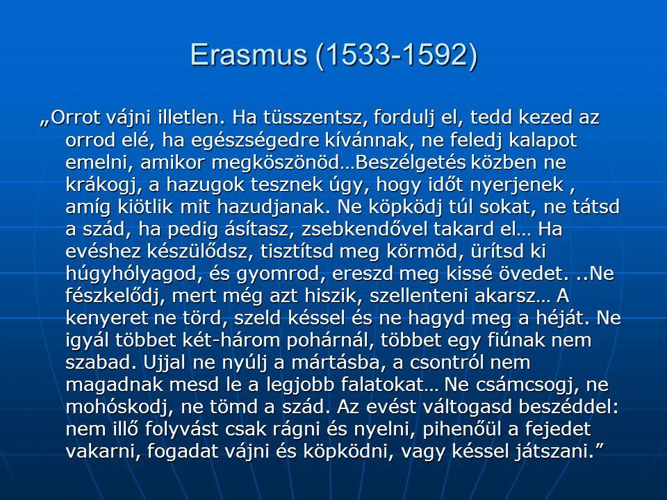 Erasmus (1533-1592)