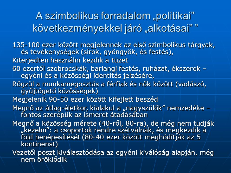 """A szimbolikus forradalom """"politikai következményekkel járó """"alkotásai"""