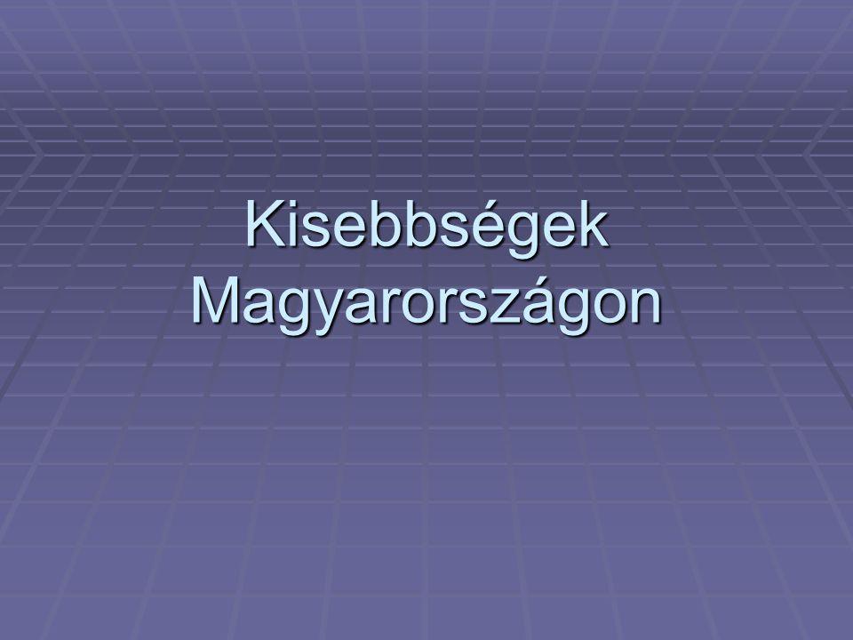 Kisebbségek Magyarországon
