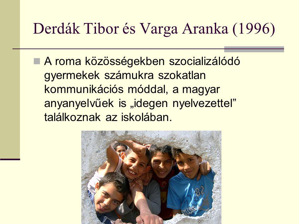 Derdák Tibor és Varga Aranka (1996)