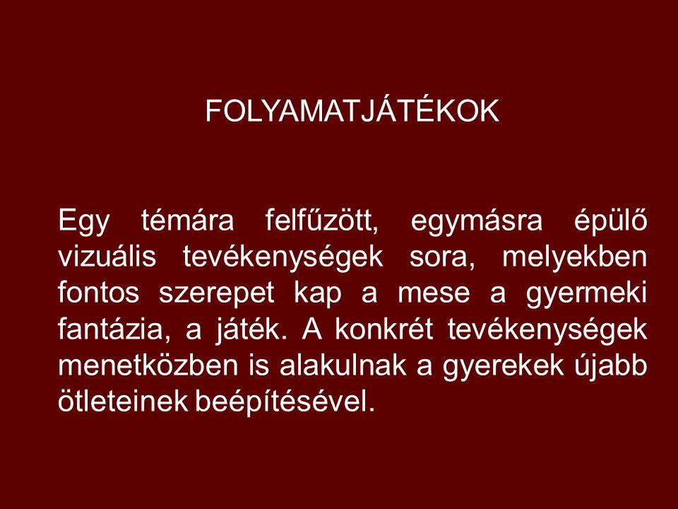 FOLYAMATJÁTÉKOK