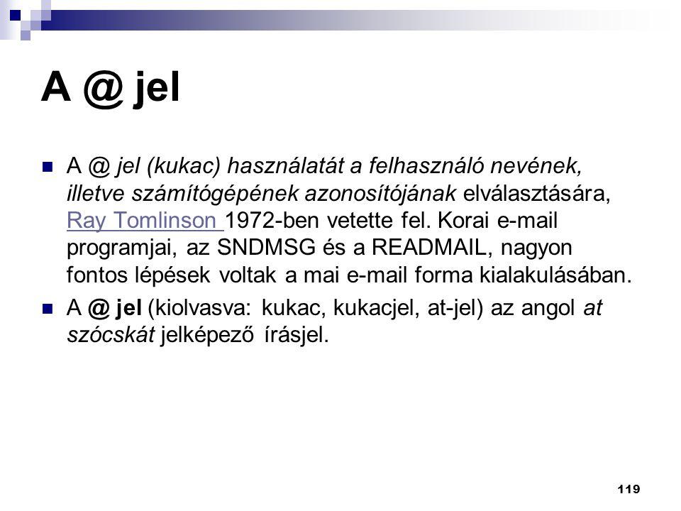 A @ jel