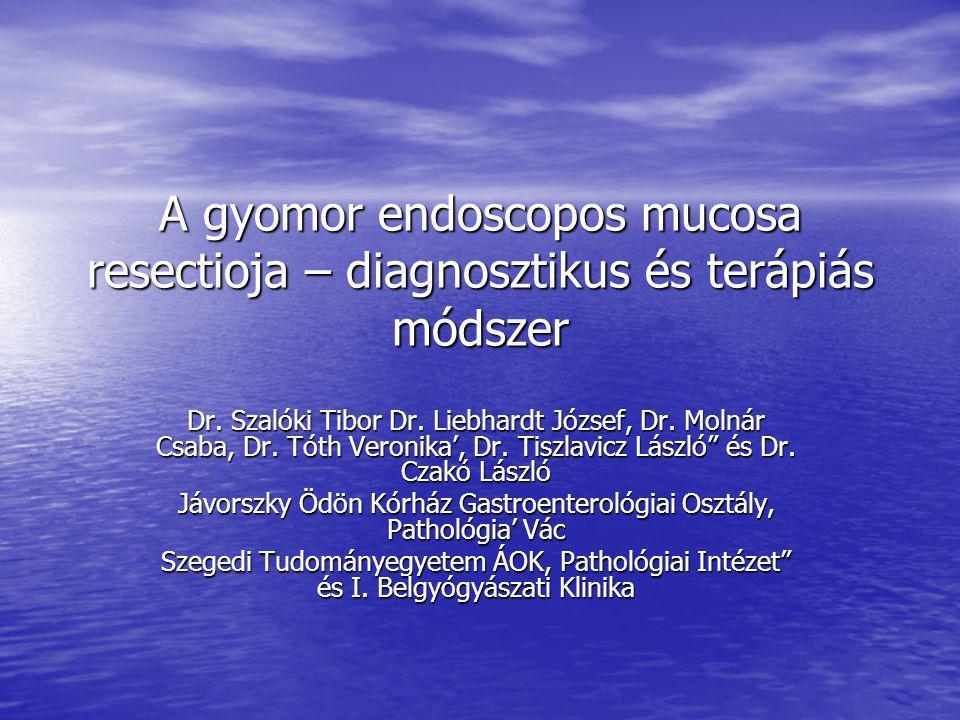 Jávorszky Ödön Kórház Gastroenterológiai Osztály, Pathológia' Vác
