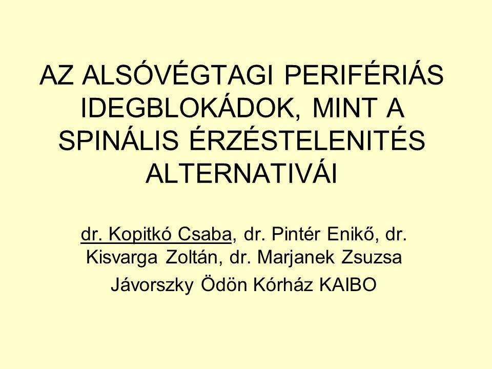 Jávorszky Ödön Kórház KAIBO