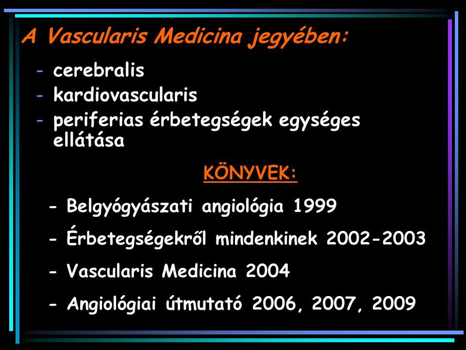 A Vascularis Medicina jegyében: