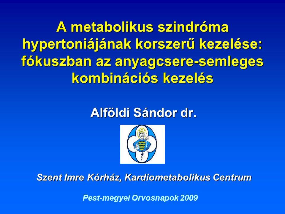 Alföldi Sándor dr. Szent Imre Kórház, Kardiometabolikus Centrum