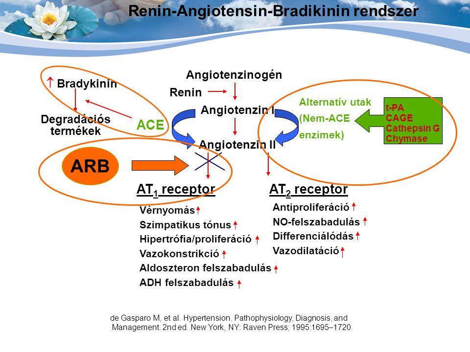 Renin-Angiotensin-Bradikinin rendszer