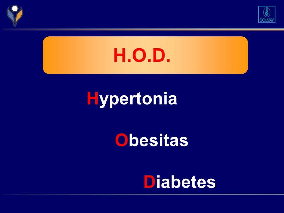 H.O.D. Hypertonia Obesitas Diabetes