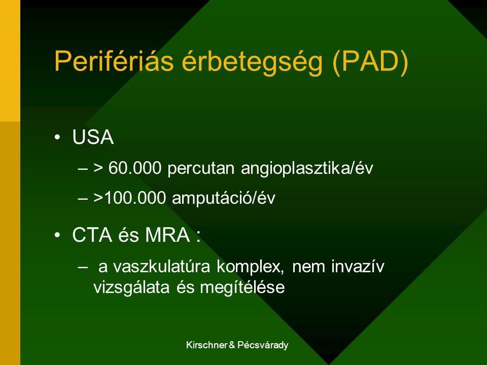 Perifériás érbetegség (PAD)