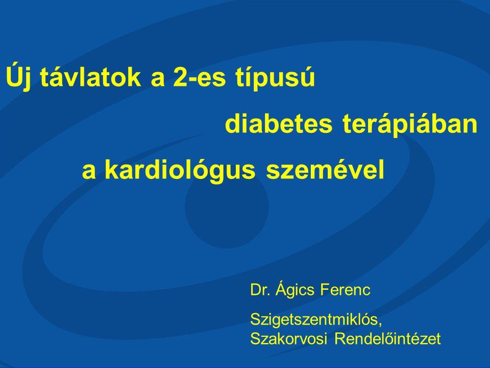 Új távlatok a 2-es típusú diabetes terápiában a kardiológus szemével