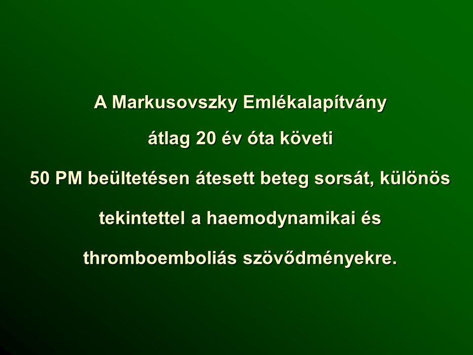 A Markusovszky Emlékalapítvány