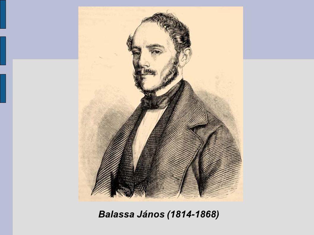Balassa János (1814-1868)