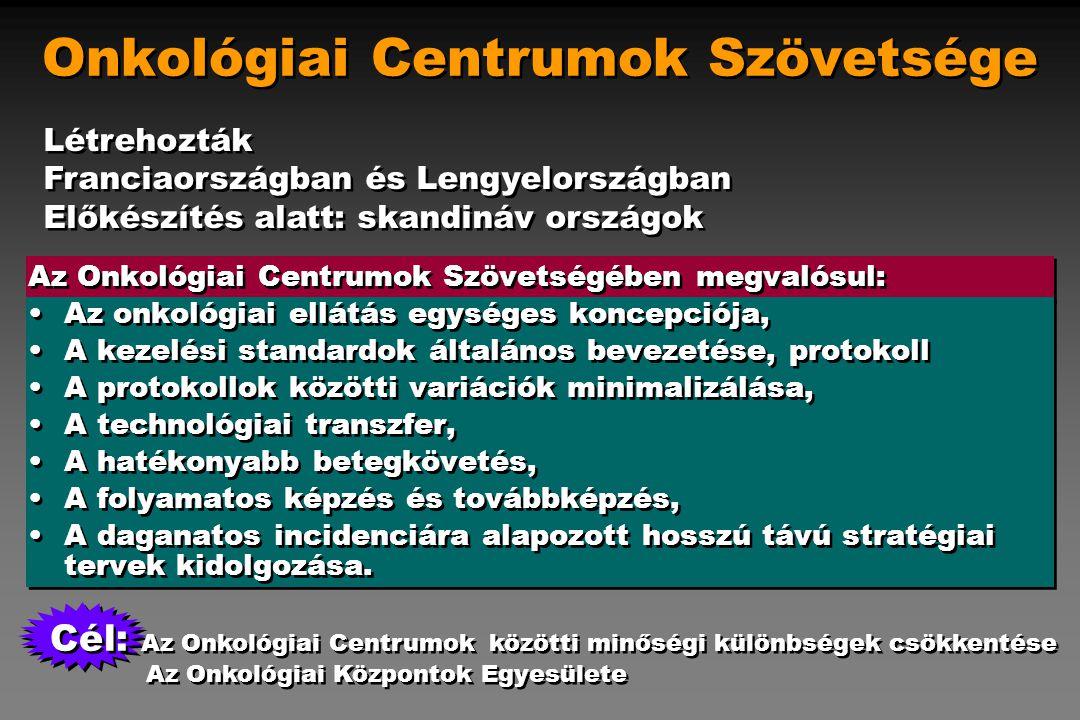 Onkológiai Centrumok Szövetsége