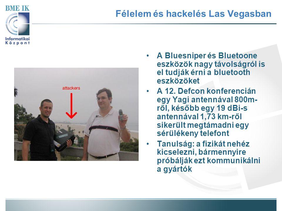 Félelem és hackelés Las Vegasban