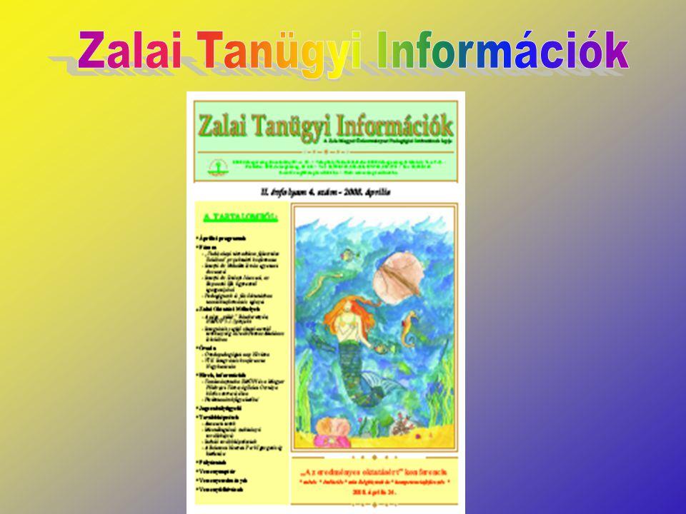 Zalai Tanügyi Információk
