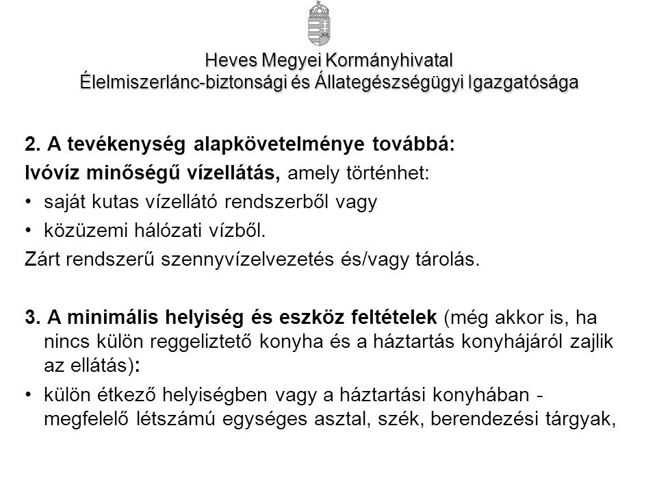 HEVES MEGYEI KORMÁNYHIVATAL