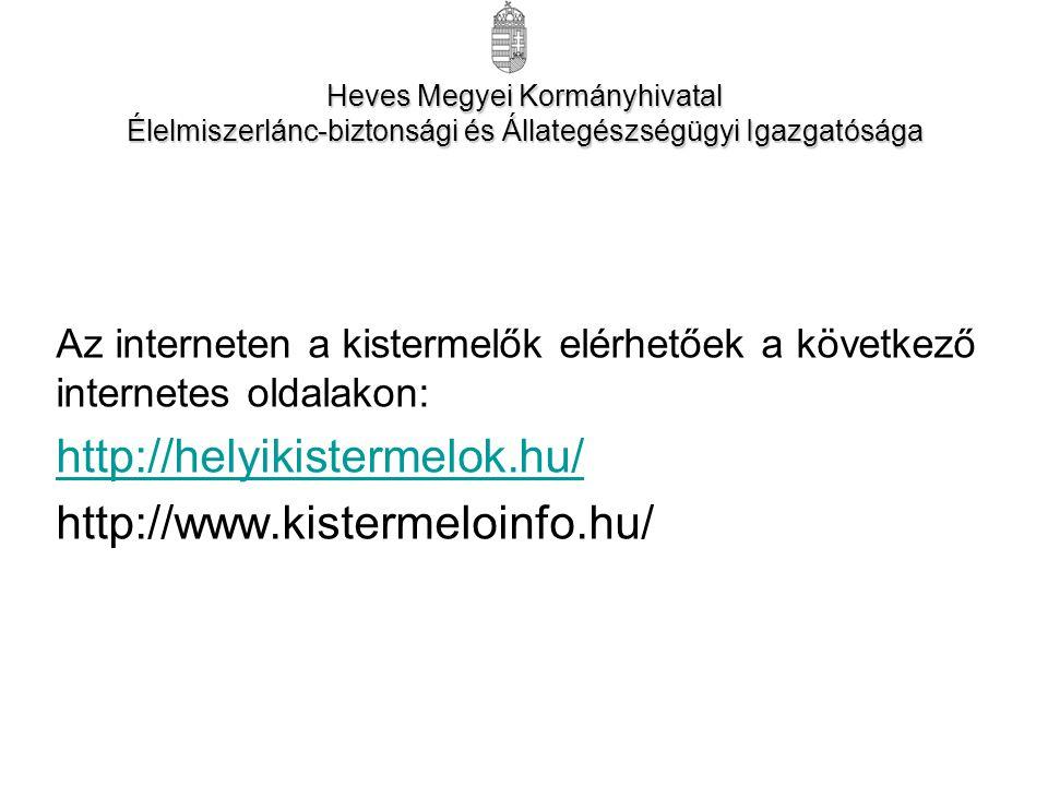 http://helyikistermelok.hu/ http://www.kistermeloinfo.hu/