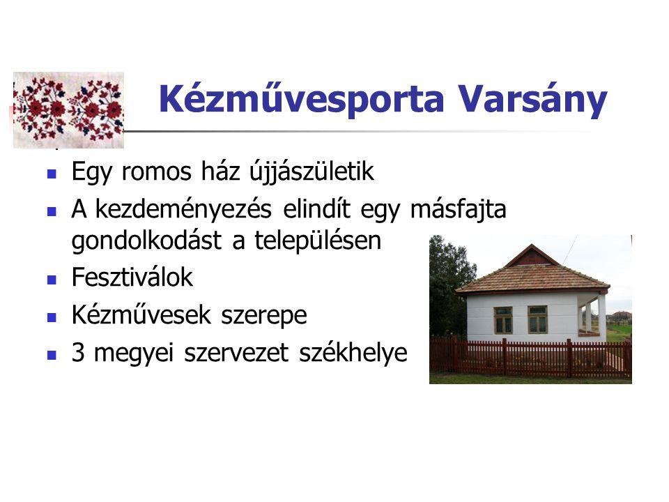 Kézművesporta Varsány