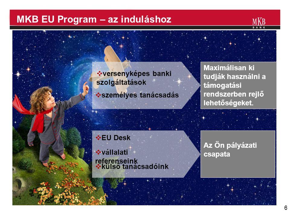 MKB EU Program – az induláshoz