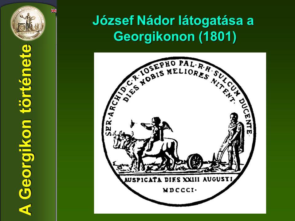 József Nádor látogatása a