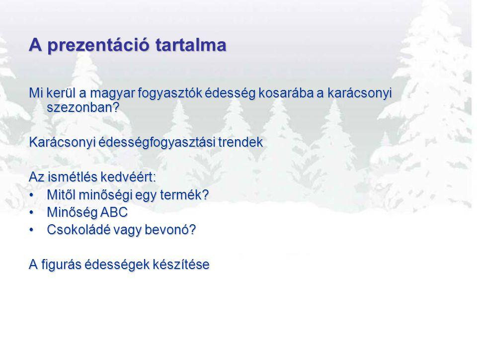 A prezentáció tartalma
