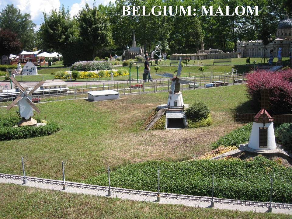BELGIUM: MALOM