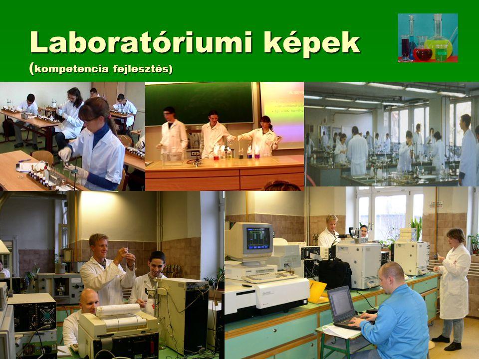 Laboratóriumi képek (kompetencia fejlesztés)