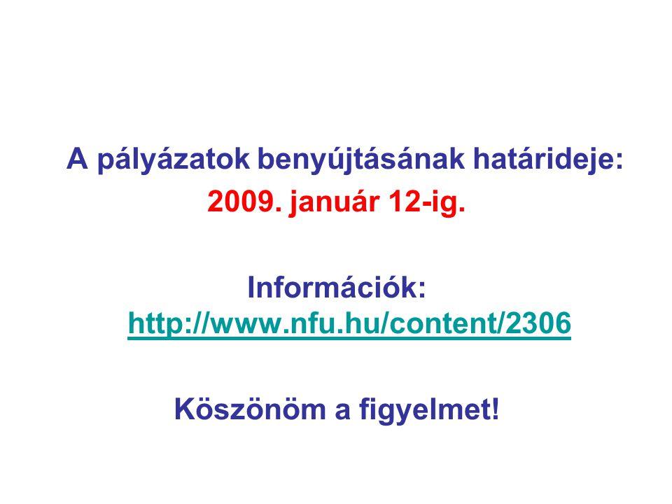 Információk: http://www.nfu.hu/content/2306
