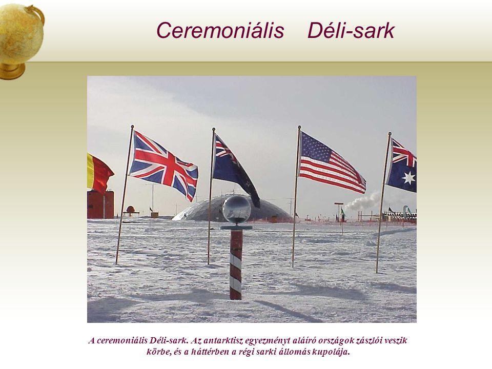 Ceremoniális Déli-sark