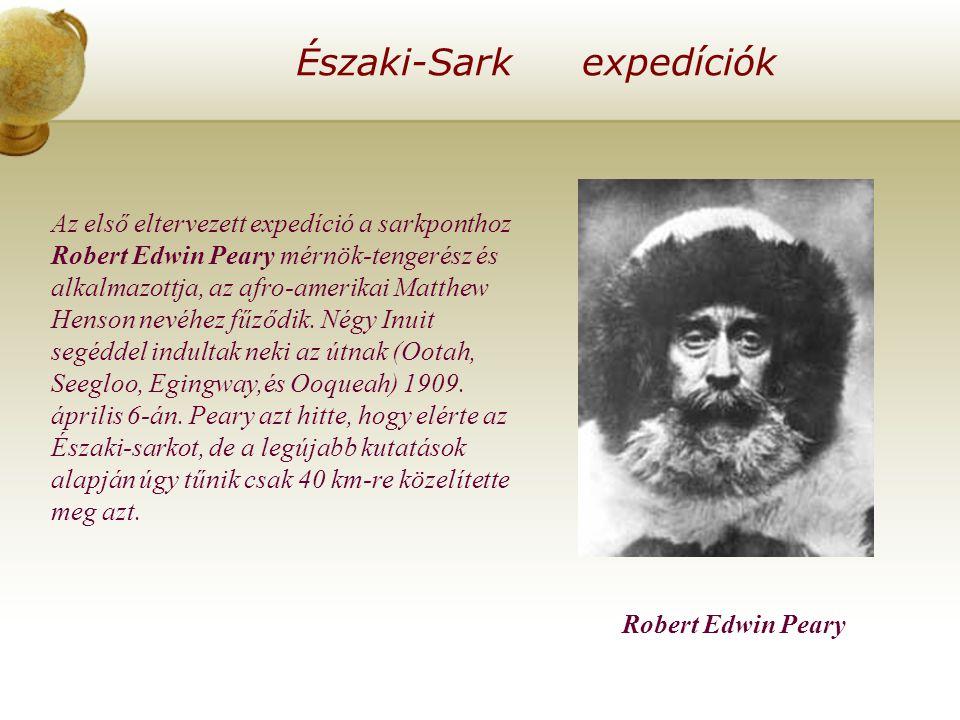 Északi-Sark expedíciók