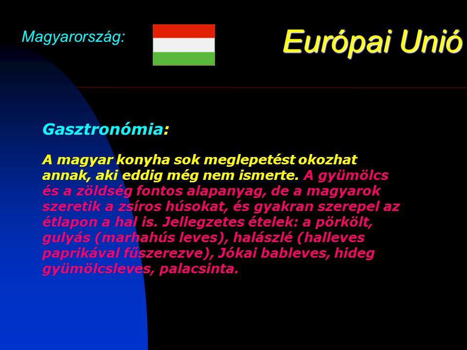 Európai Unió Magyarország: