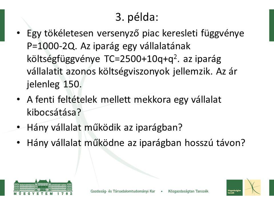 3. példa: