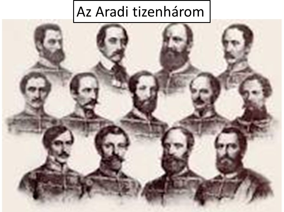 Az Aradi tizenhárom