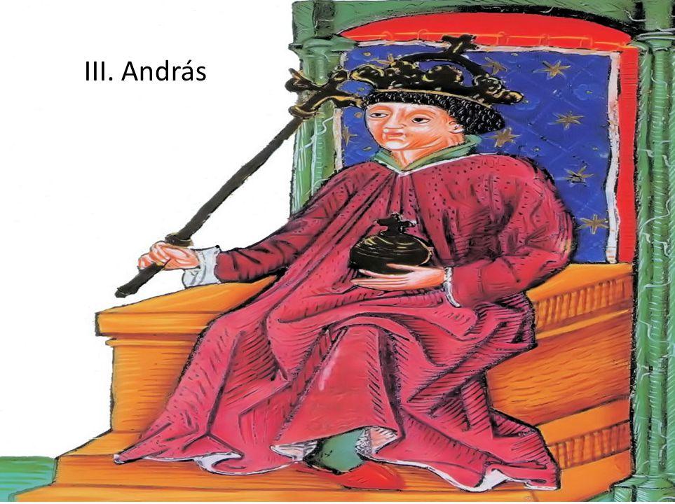 III. András