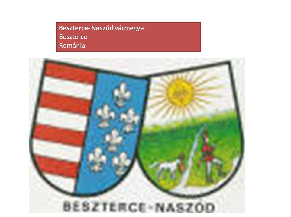 Beszterce- Naszód vármegye