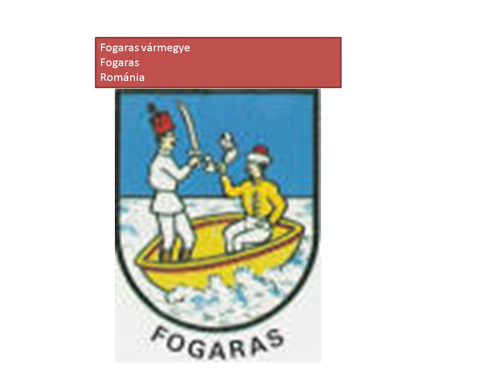 Fogaras vármegye Fogaras Románia
