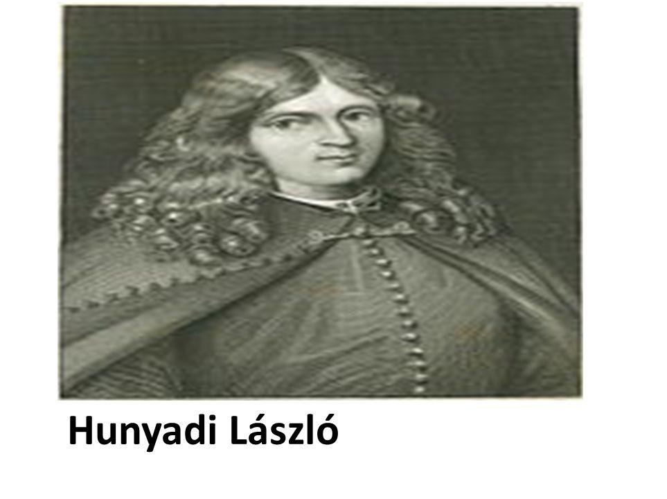 Hunyadi László