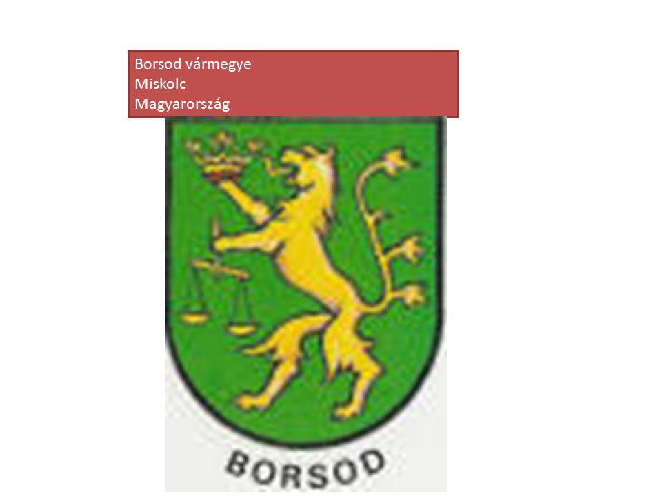 Borsod vármegye Miskolc Magyarország
